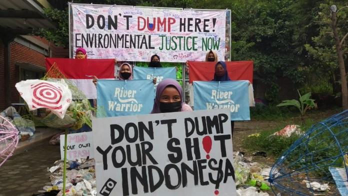 Indonesia River Warrior