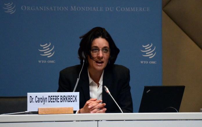 Carolyn Deere Birkbeck