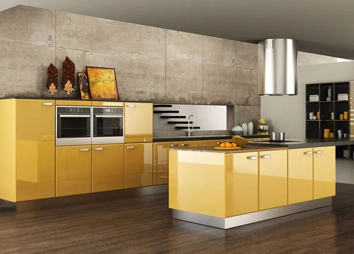 acrylic kitchen cabinets cabinet corner protectors high gloss suppliers and manufacturers