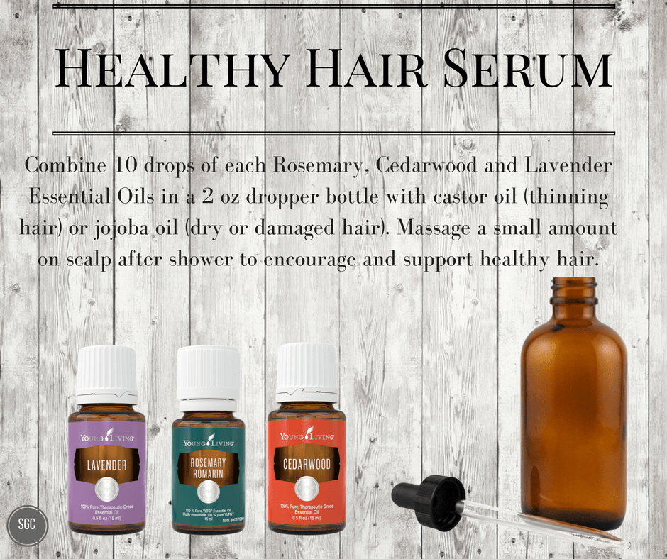 Support Healthy Hair After Having A Baby Rebooted Mom