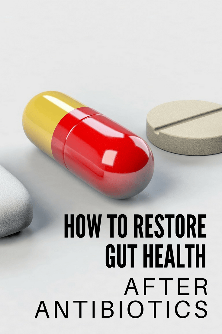 Antibiotics can be an incredibly amazing way to stop infectious disease and save lives - but, they can also be damaging to your gut health in the process.  Here are some simple ways to restore your gut health after taking antibiotics.
