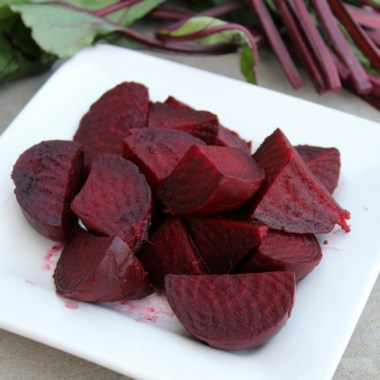 How to Cook Whole Beets in your Instant Pot