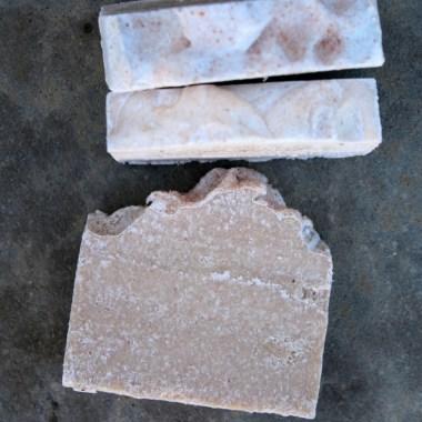 Himalayan Pink Salt Cold Process Soap