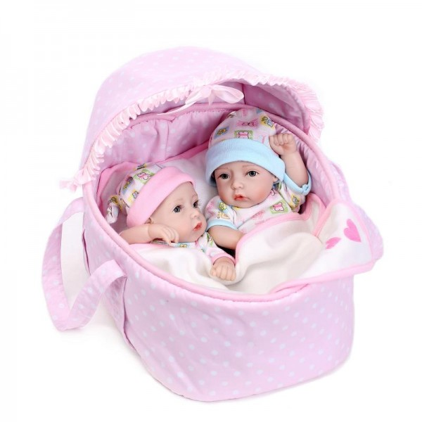 2015 High Quality Silicone Reborn Baby Doll Real Baby Dolls