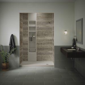 Designed Around Your Individual Needs  KOHLER Shower Systems  Reborn Cabinets Inc