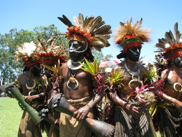 World festivals: Goroka Show