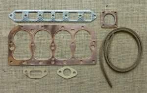 Decoke Gasket Set - Sidedraught High Compression