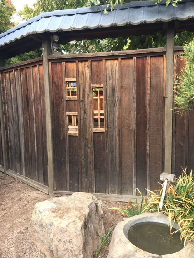 New windows in perimeter fence