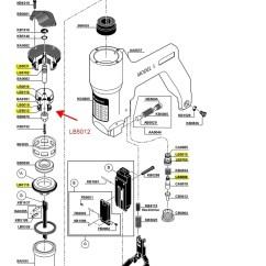 Hitachi Nail Gun Parts Diagram Fetal Pig With Labels Central Pneumatic Framing Nailer Imageresizertool Com