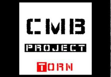 "CMB Project - New cover: ""Torn""! Lamberto Salucco"