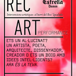 cartell recArt performance