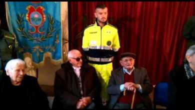 Photo of (VIDEO) 106 candeline, Roseto festeggia Nonno Giovanni