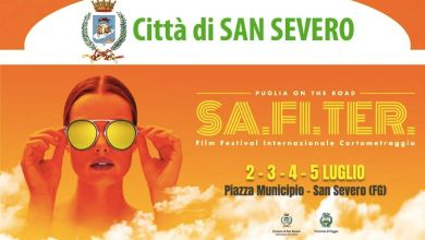 Photo of Cinema sotto le stelle a San Severo