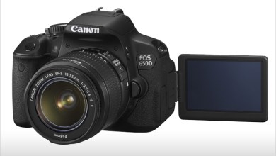 Photo of DSLR With Swivel Screen
