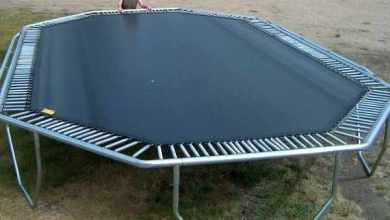 Photo of The biggest trampoline in the world