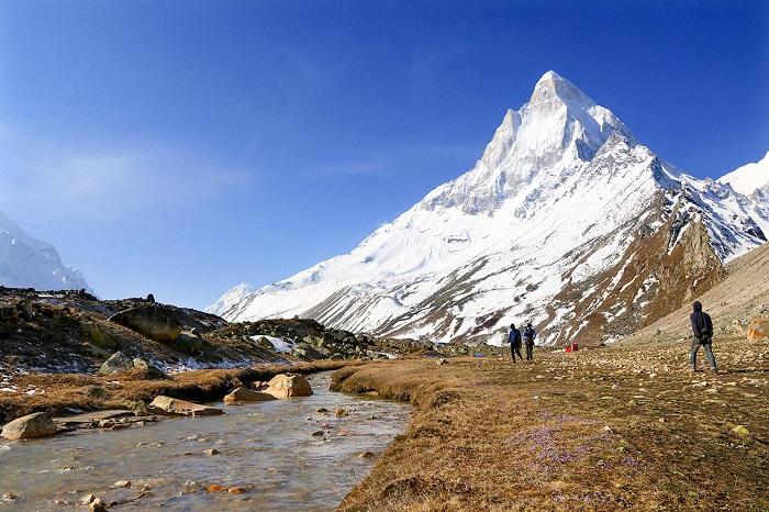 Gangotri Gomukh Trek