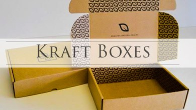 Photo of There is no Need to Dump Kraft Boxes as they can be Reused
