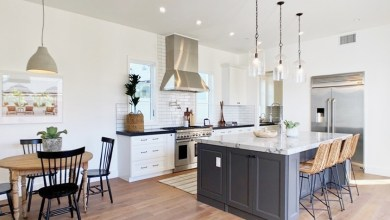 Photo of The Best Cabinets to Install in a Black and White Kitchen