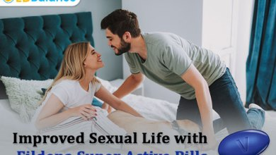 Photo of Improved Sexual Life with Fildena Super Active Pills