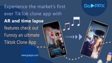 Photo of The TikTok clone script you're searching for! – Funnzy