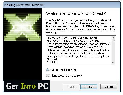 Download DirectX 12 for Windows 10 64-bit Offline Installer