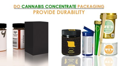 Photo of Do cannabis concentrate packaging Provide Durability?