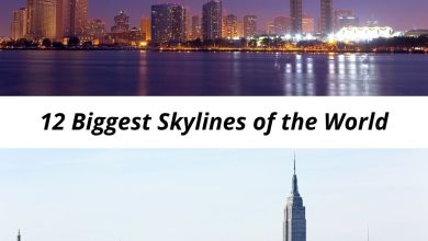 Photo of 12 Biggest Skylines of the World