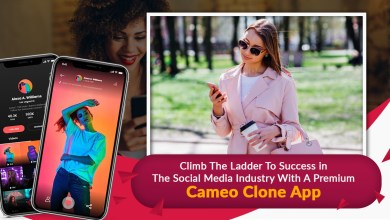 Photo of Climb The Ladder To Success In The Social Media Industry With A Premium Cameo Clone App