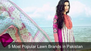 Photo of 5 Most Popular Lawn Brands inPakistan