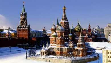 Photo of Mainstream Tourist Attractions in Russia