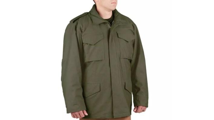 M65 Field Jacket By Popper