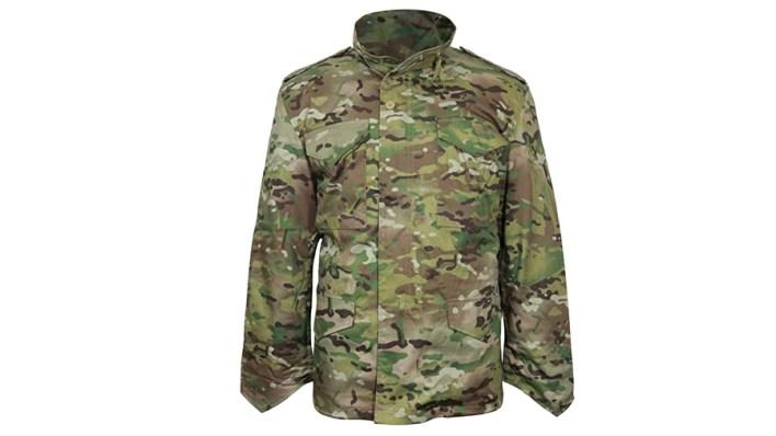 Multi-tarn M65 Jacket by Miltec