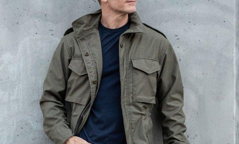 M65 Filed Jacket For Men