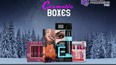 Photo of Get Cosmetic Boxes with a Fabulous Role in Marketing