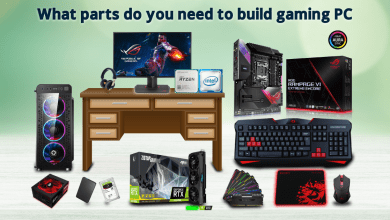Photo of What parts do you need to build a gaming PC