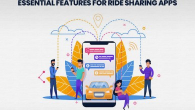 Photo of HERE ARE SOME OF THE MOST ESSENTIAL FEATURES FOR RIDE-SHARING APP