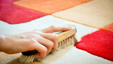 Photo of Right Method for Carpet Steam Cleaning .Can you steam clean the carpet yourself?