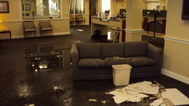 Photo of What Are The Differences Between Water Damage And Flood Damage?
