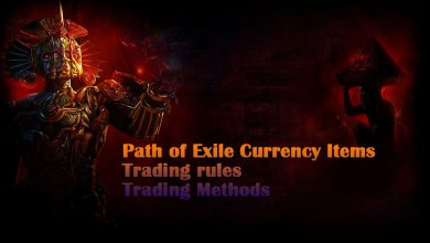 Photo of Path of Exile Currency Items Trading rules and Trading Methods
