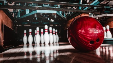 Photo of Hook Bowling Ball With Greater Precision