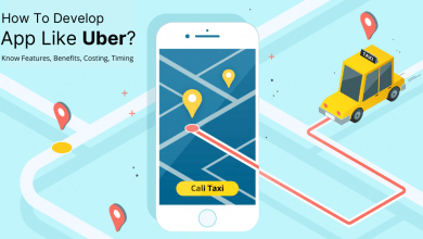 Photo of How To Develop App Like Uber? Know Features, Benefits, Costing, Timing