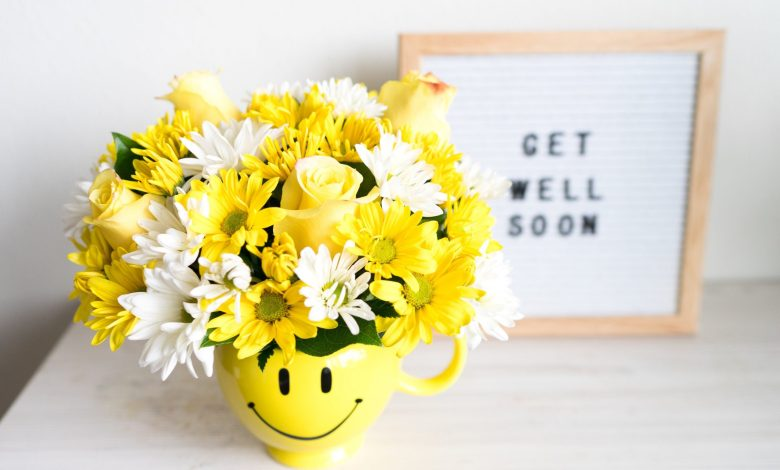 get well soon flowers- Top 10 Get Well Soon Flowers & Gifts That'll Bring A Smile