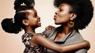 Photo of Mother's -Daughter Hairstyle On Mother's Day