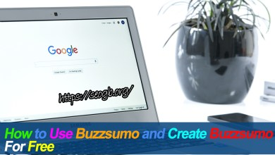 Photo of How to Use Buzzsumo and Create Buzzsumo For Free