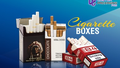 Photo of Cigarette Boxes – Get the Right Benefits