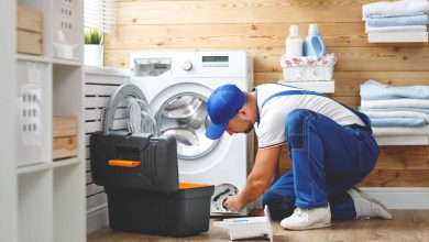 Photo of Appliance repair required Edmonton, store, and warranty