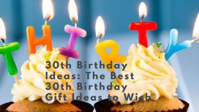 Photo of 30th Birthday Ideas: The Best turning 30 bday Ideas to Wish