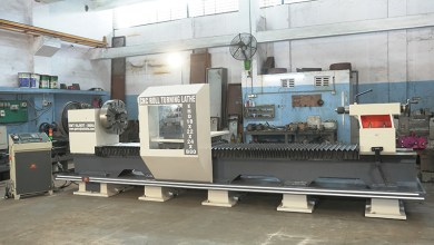 Photo of Lathe Machine and it's types