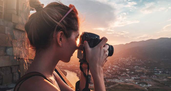 Camera: A Way To Capture Moments