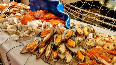 Photo of 8 Seafood Buffets to Experience in Dubai!
